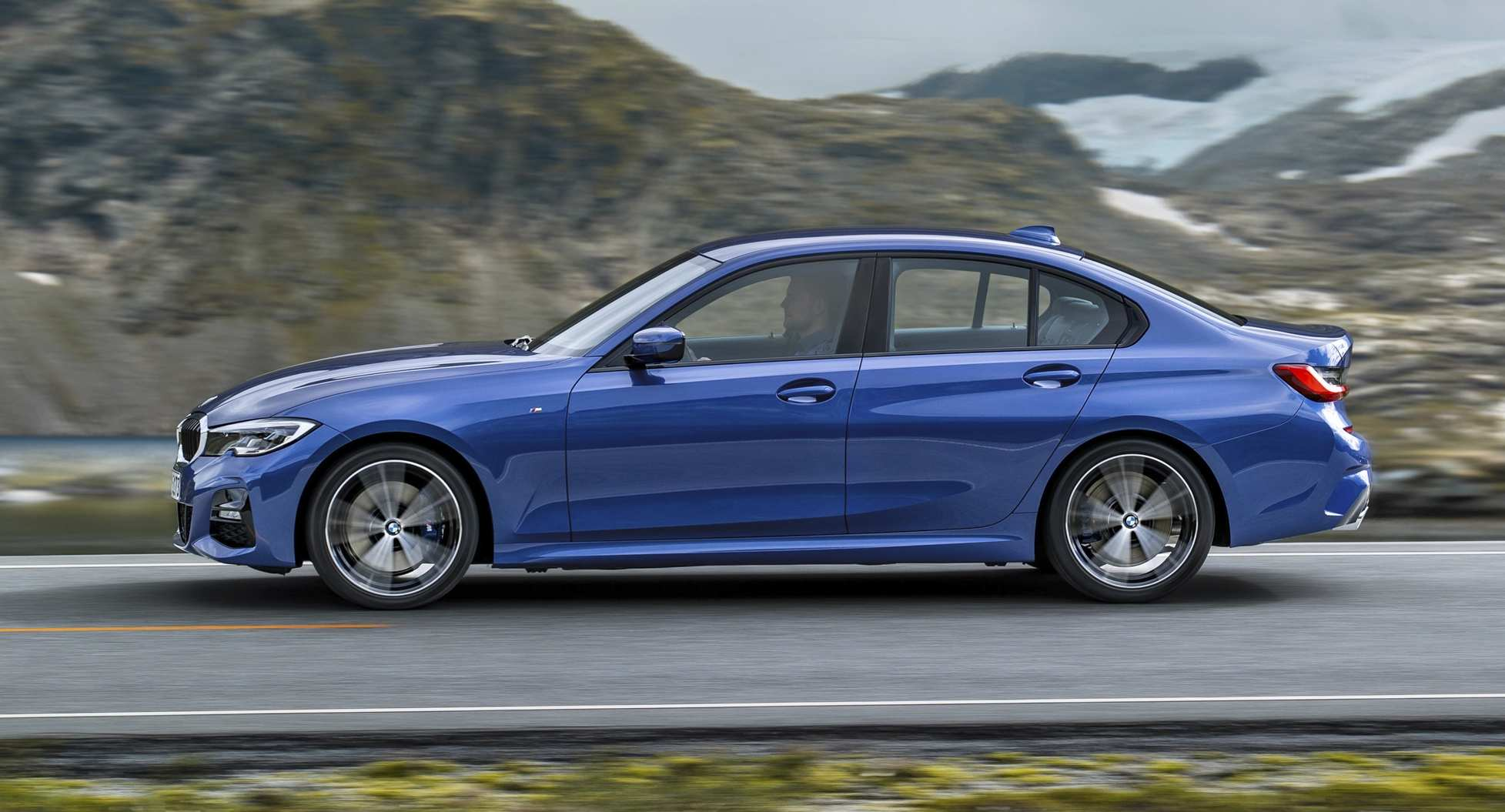 66 A 2020 BMW 3 Series Brings Speed Test