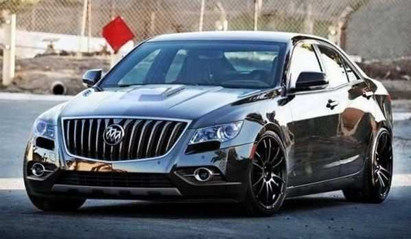 66 A 2020 Buick Grand Nationals Redesign And Concept