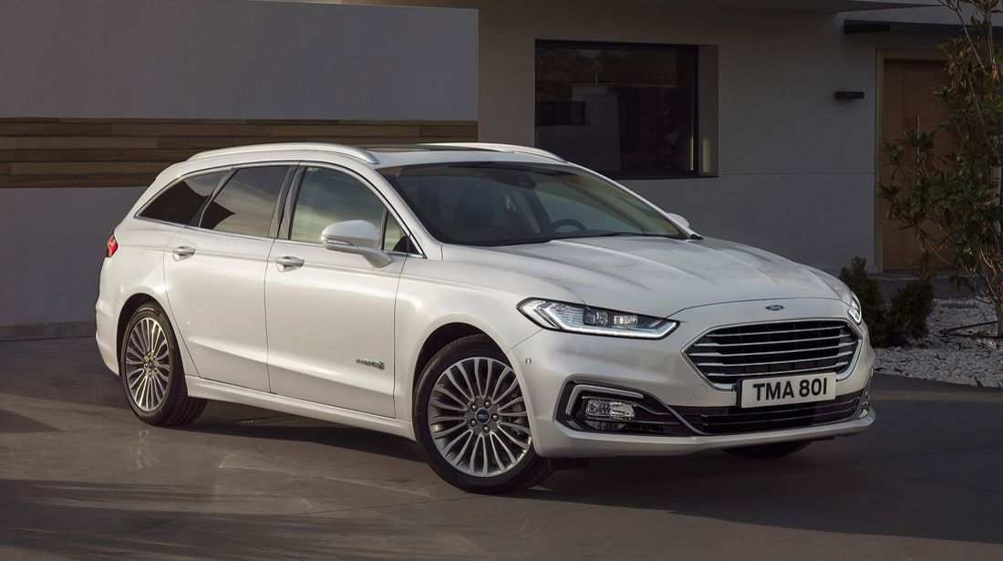 66 A 2020 Ford Mondeo Redesign