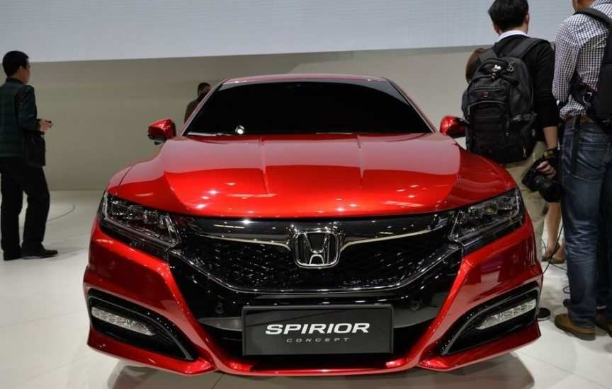 66 A 2020 Honda Accord New Model And Performance