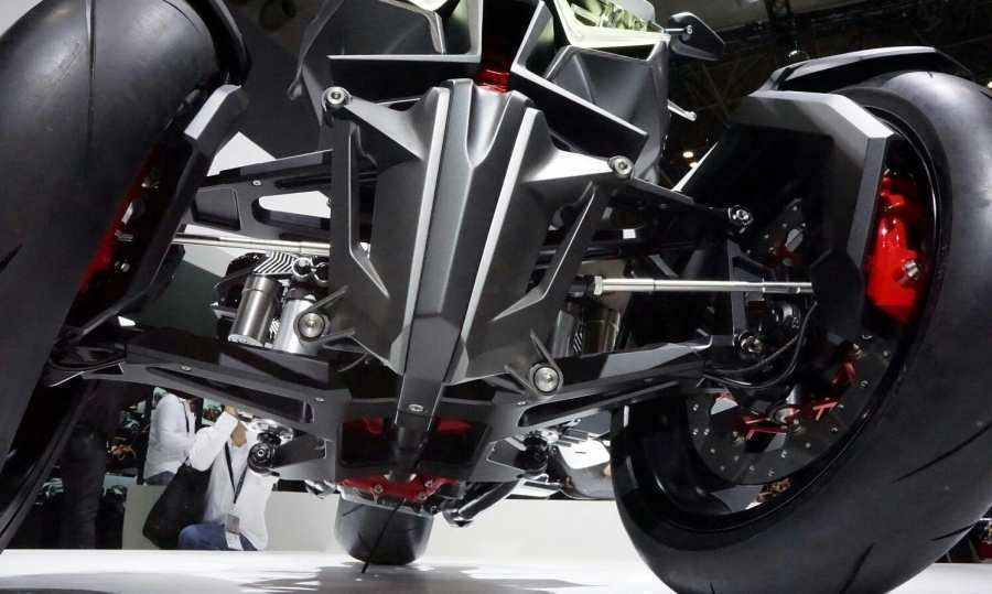 66 A 2020 Honda Goldwing Trike Pictures