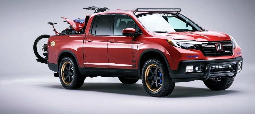 66 A 2020 Honda Ridgeline Pickup Truck Review And Release Date