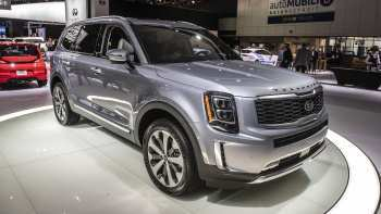 66 A Kia Telluride 2020 Review Picture