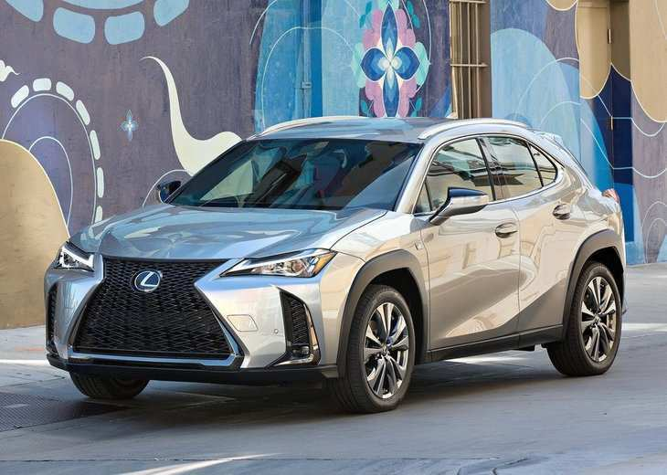66 A Lexus Ux 2019 Price 2 Interior