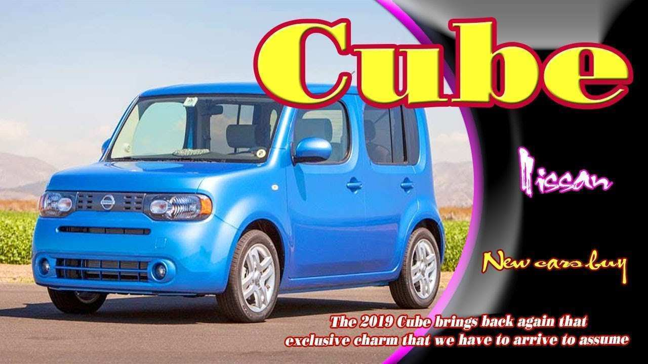 66 A Nissan Cube 2019 Performance
