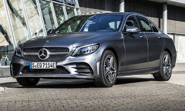 66 A The New Mercedes C Class 2019 Rumors