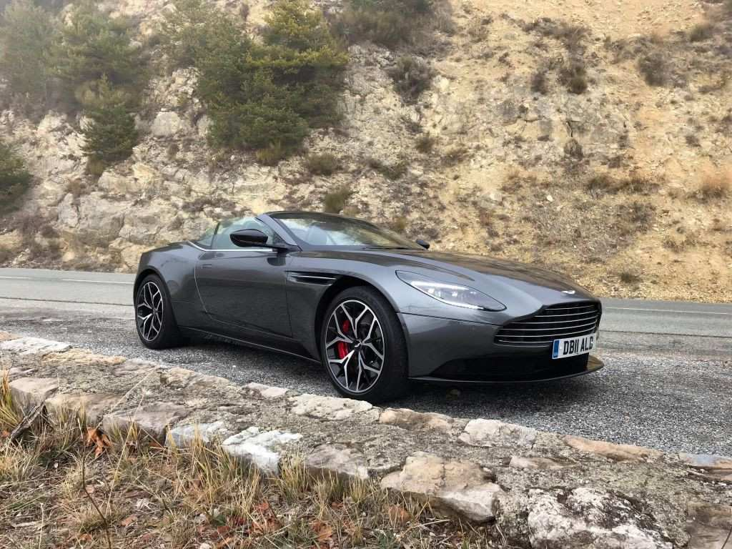 66 All New 2019 Aston Martin DB9 New Concept