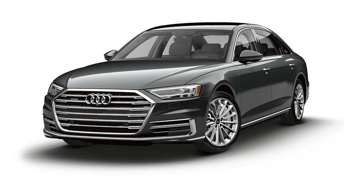 66 All New 2019 Audi A8 Price And Release Date