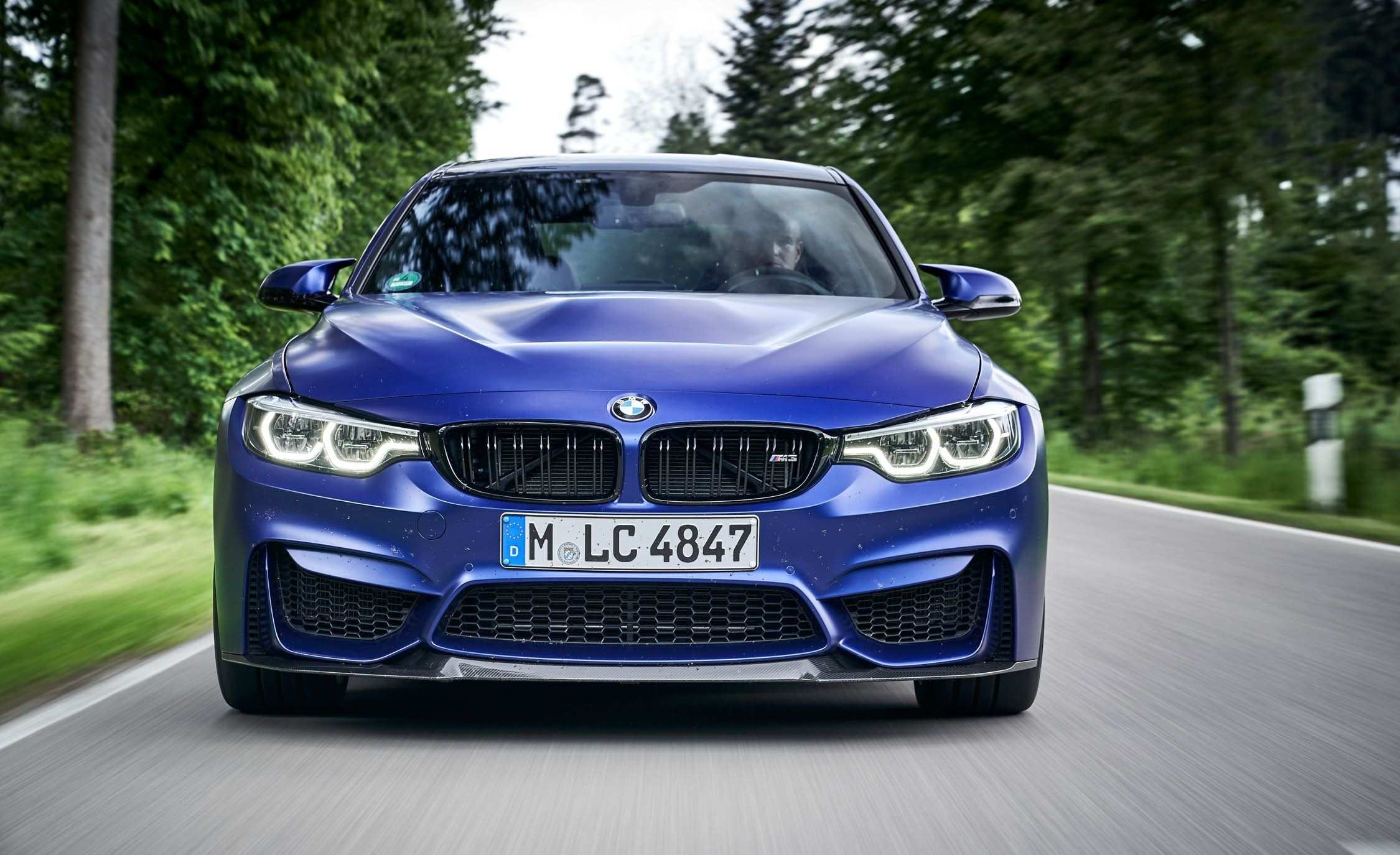 66 All New 2019 BMW M3 Engine