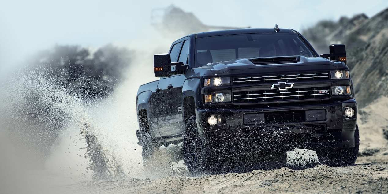 66 All New 2019 Chevy Silverado Hd Engine