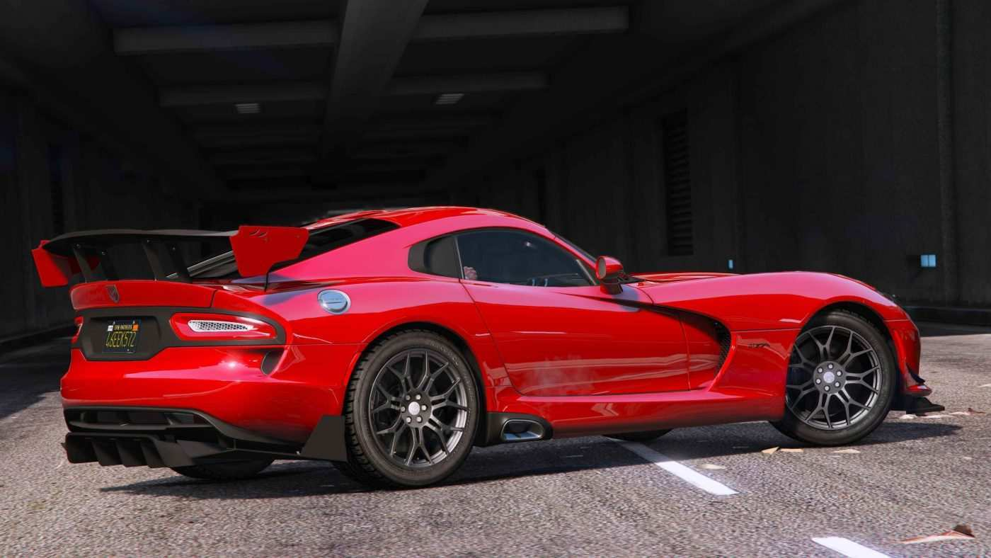 66 All New 2019 Dodge Viper Roadster Specs And Review