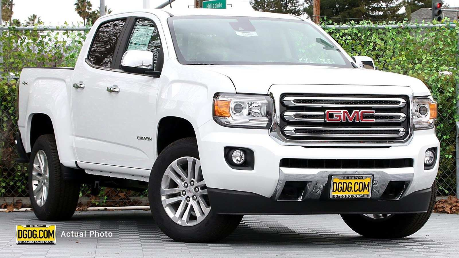 66 All New 2019 GMC Canyon Picture