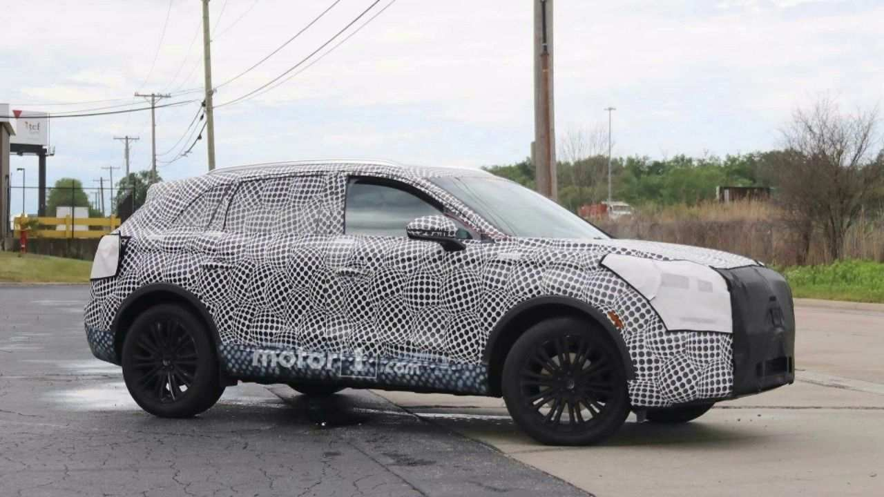 66 All New 2019 Lincoln MKS Spy Photos Performance And New Engine