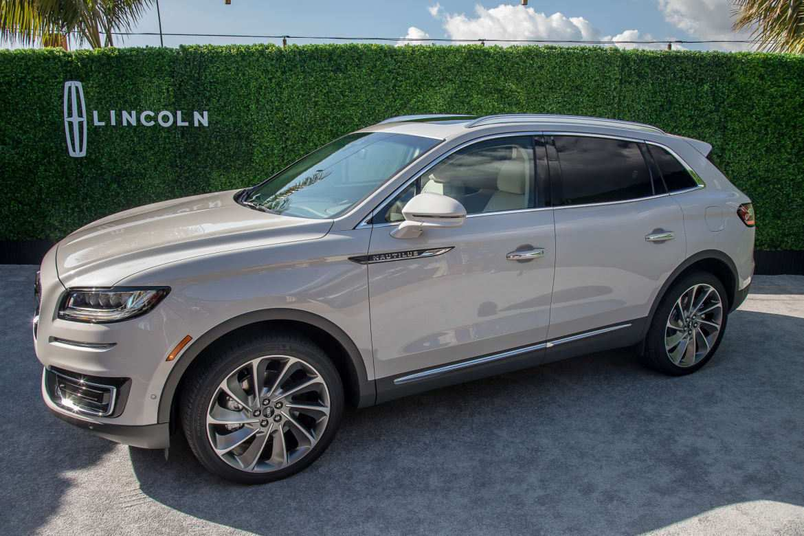 66 All New 2019 Lincoln MKX First Drive