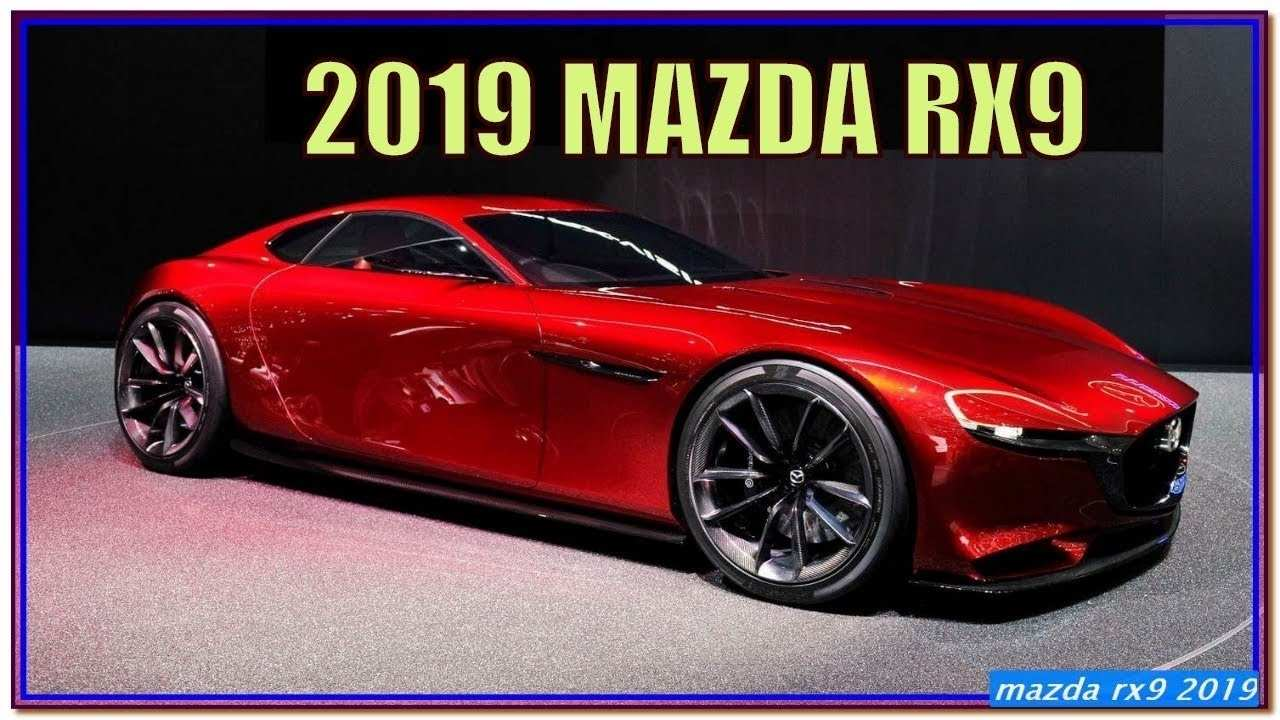 66 All New 2019 Mazda RX7 Concept And Review