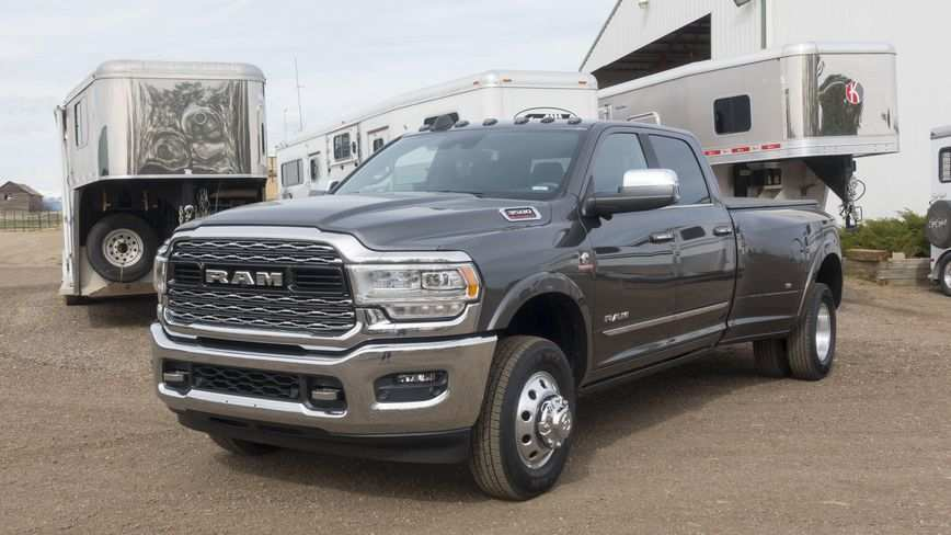 66 All New 2019 Ram 3500 Diesel New Review