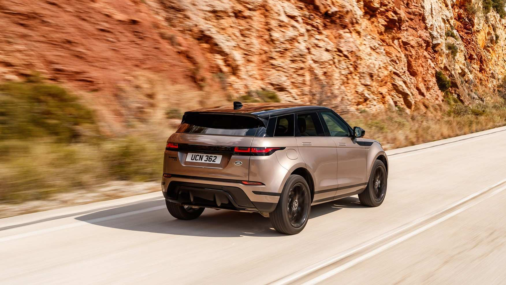 66 All New 2019 Range Rover Evoque First Drive