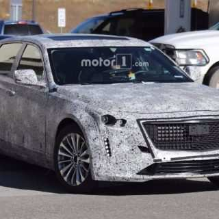 66 All New 2019 Spy Shots Cadillac Xt5 Concept