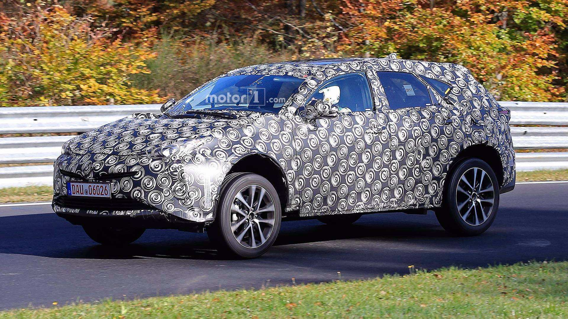 66 All New 2019 Spy Shots Toyota Prius Redesign