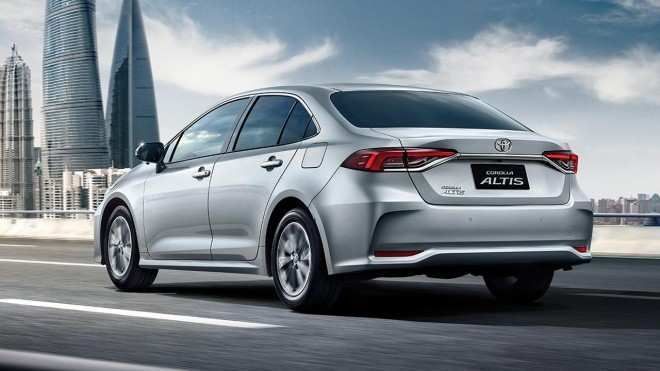 66 All New 2019 Toyota Altis Research New