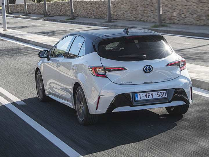 66 All New 2019 Toyota Corolla Images