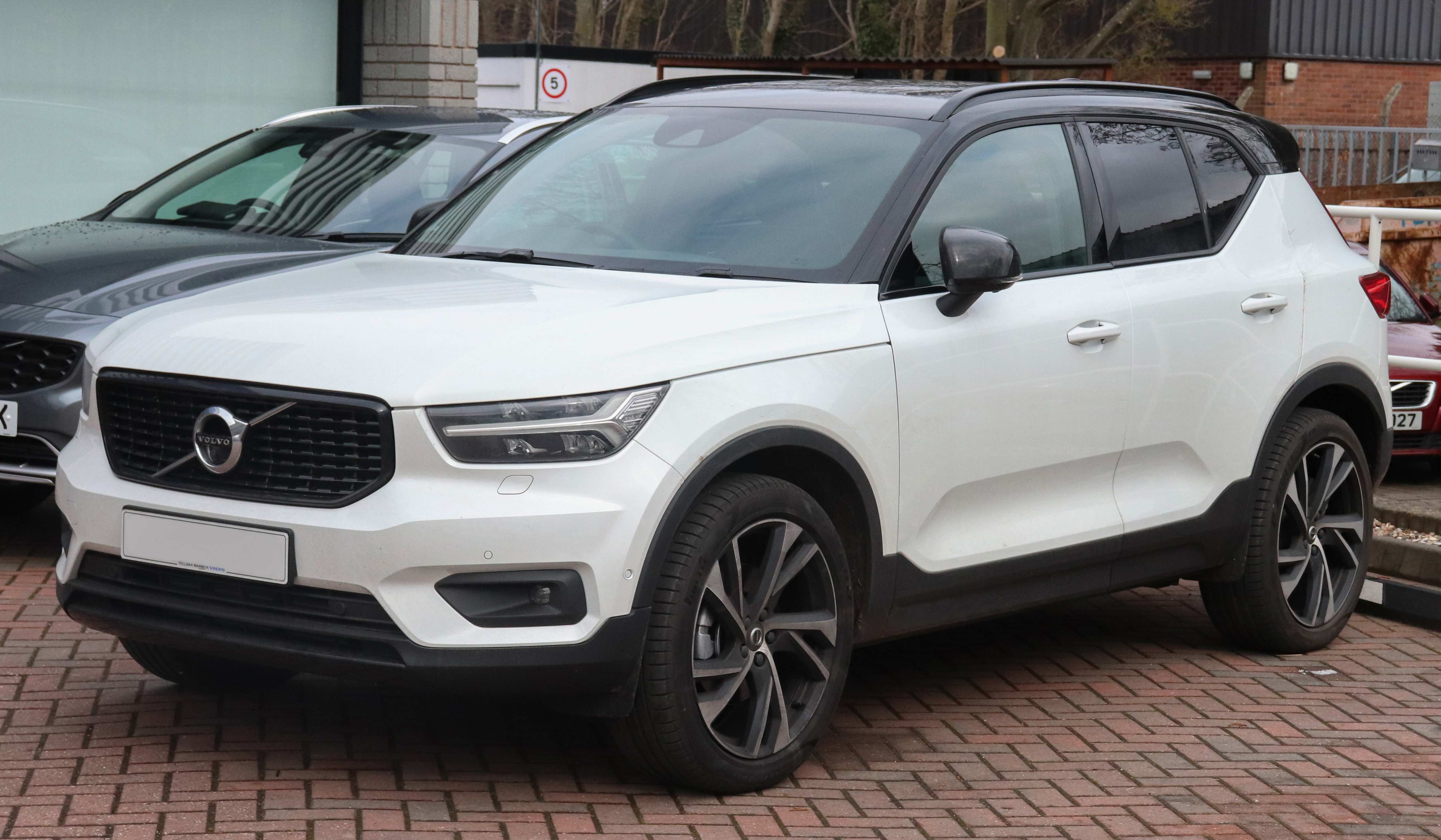 66 All New 2019 Volvo Xc40 Owners Manual Images