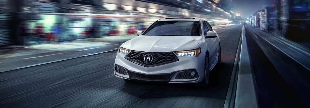 66 All New 2020 Acura TLX First Drive