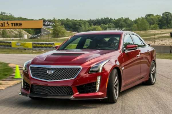 66 All New 2020 Cadillac CTS V Concept And Review