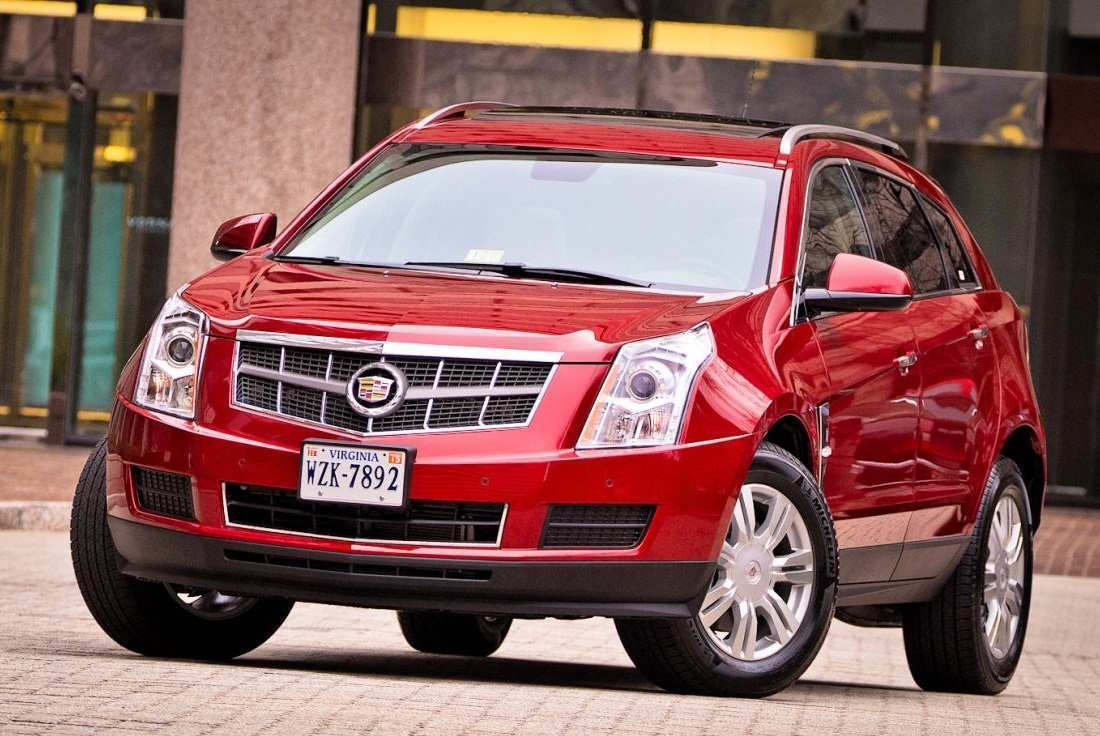 66 All New 2020 Cadillac SRX Concept And Review