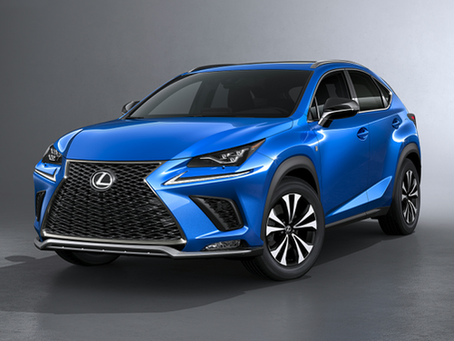66 All New 2020 Lexus Nx Images