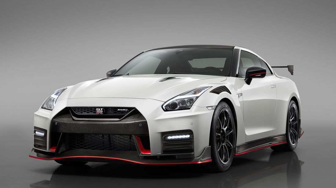 66 All New 2020 Nissan GT R Exterior