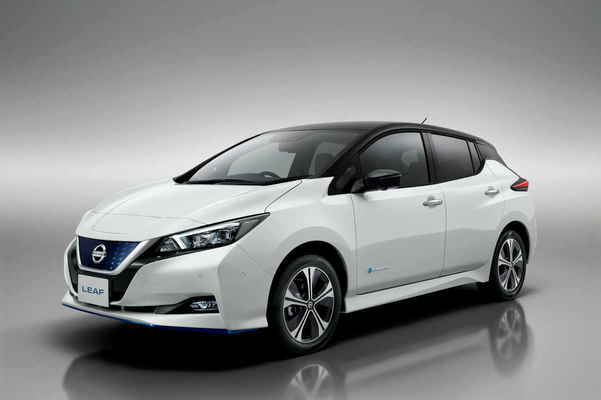 66 All New 2020 Nissan Leaf Price Design And Review