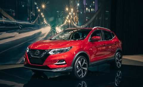 66 All New 2020 Nissan Rogue Release Date And Concept