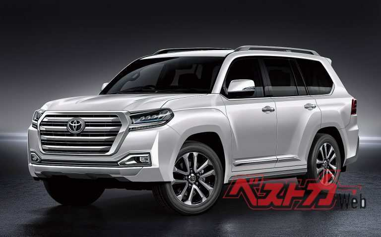 66 All New 2020 Toyota Land Cruiser Diesel Spesification