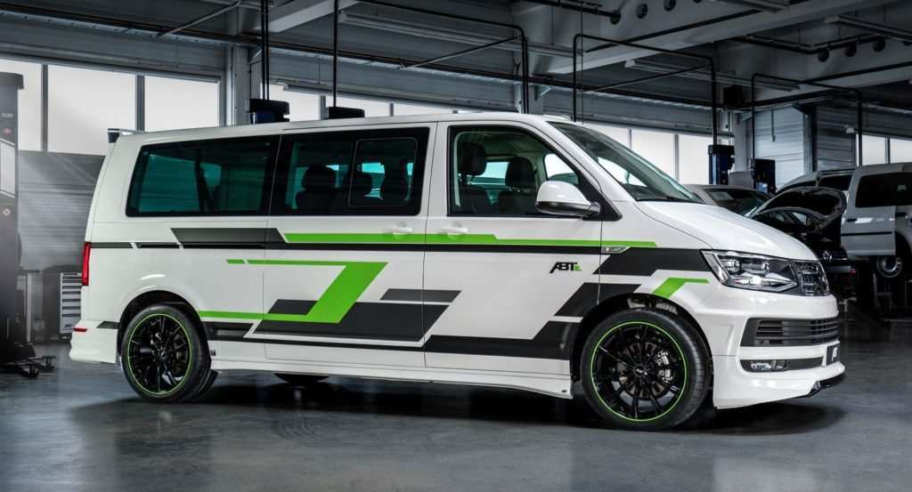 66 All New 2020 VW Transporter Pricing