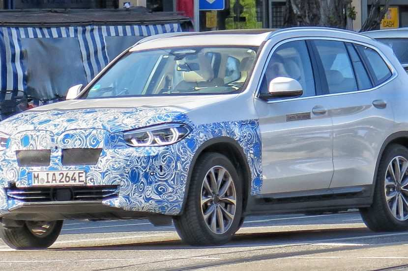 66 All New BMW Electric Suv 2020 Specs And Review