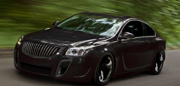 66 All New Buick Regal Grand National 2020 Concept And Review