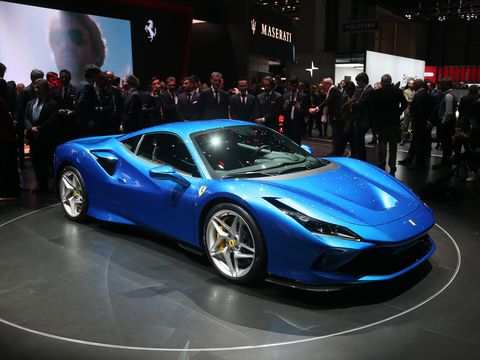 66 All New Ferrari 2020 F8 Tributo Speed Test