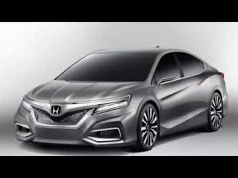 66 All New Honda Models 2020 Concept