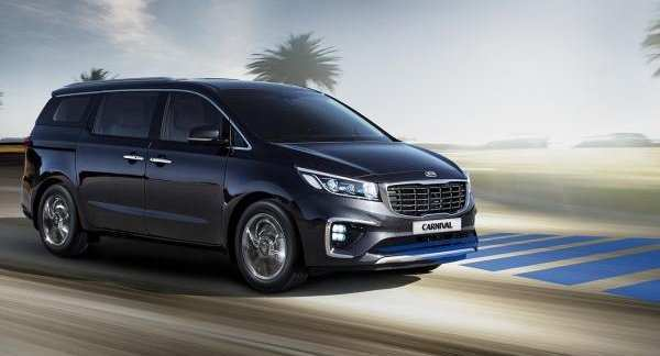 66 All New Kia Grand Carnival 2019 Review Wallpaper