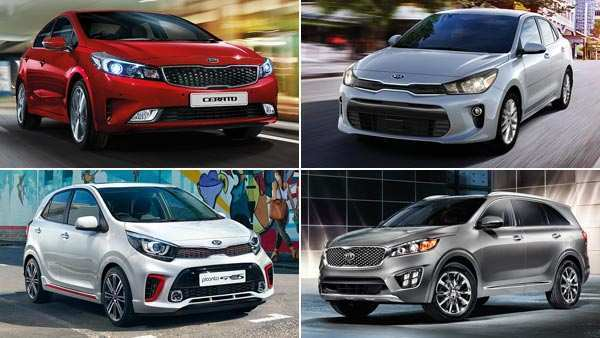 66 All New Kia Lineup 2019 Pictures