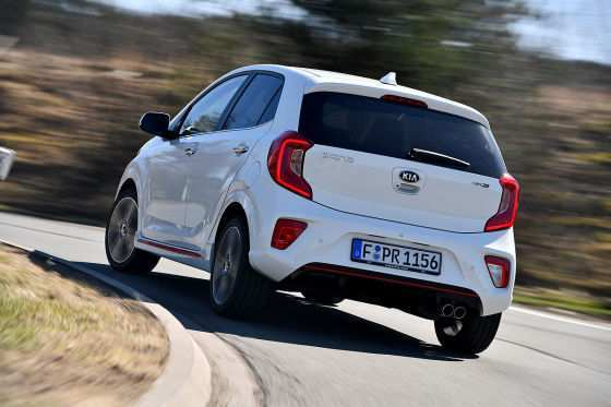 66 All New Kia Picanto 2019 Xline Review And Release Date