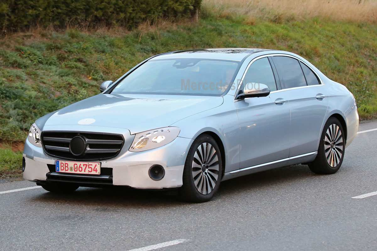 66 All New Mercedes E Class Facelift 2019 Concept And Review