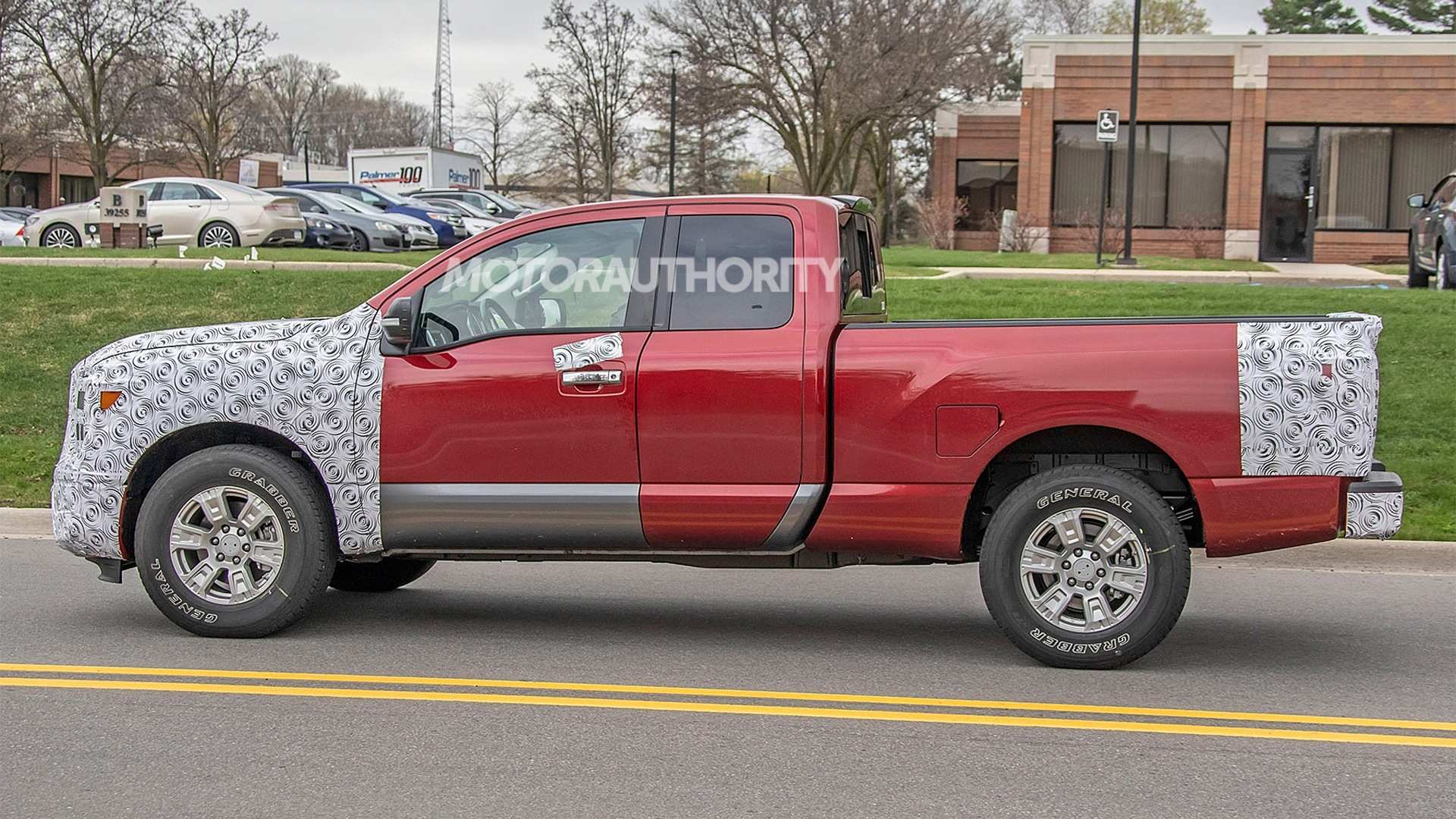 66 All New Nissan Titan 2020 Model