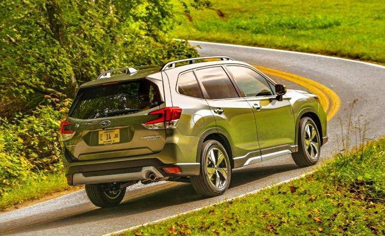 66 All New Subaru Forester 2019 Ground Clearance History