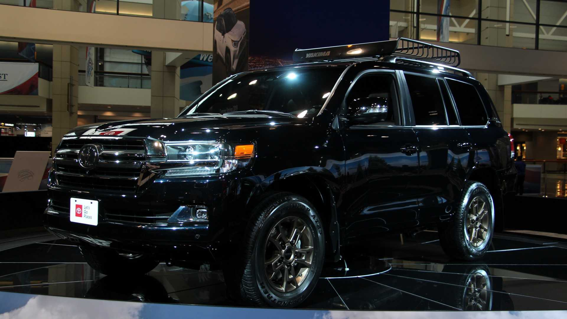 66 All New Toyota Land Cruiser V8 2020 Release Date And Concept