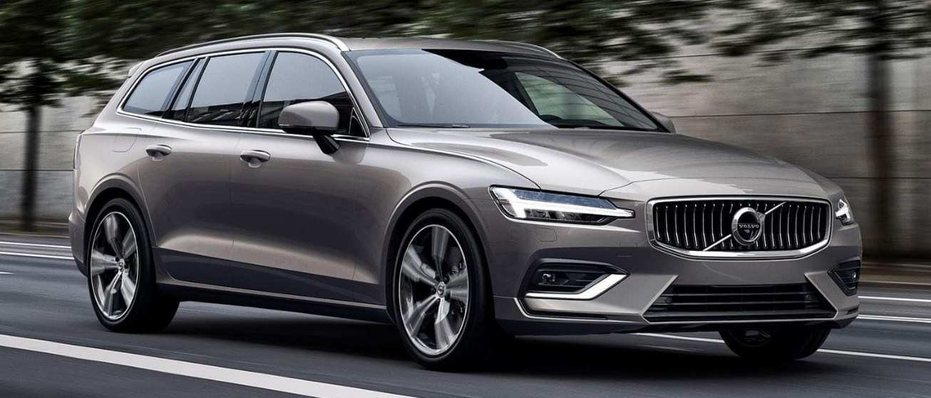 66 All New Volvo 2019 Release Date Redesign And Concept