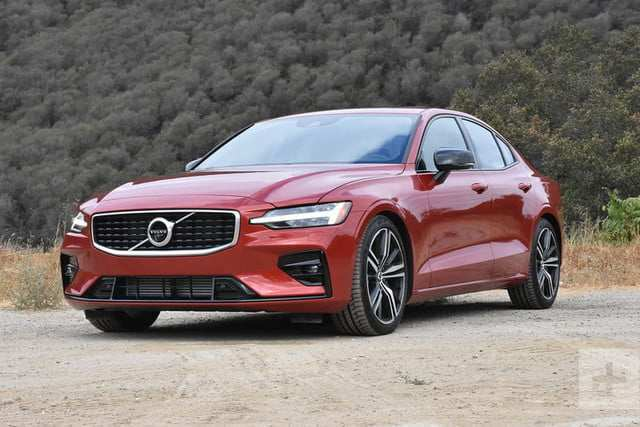 66 All New Volvo S60 2019 Spy Shoot