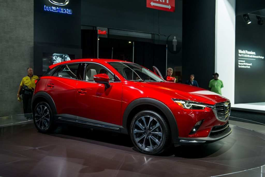 66 All New X3 Mazda 2019 Release Date and Concept