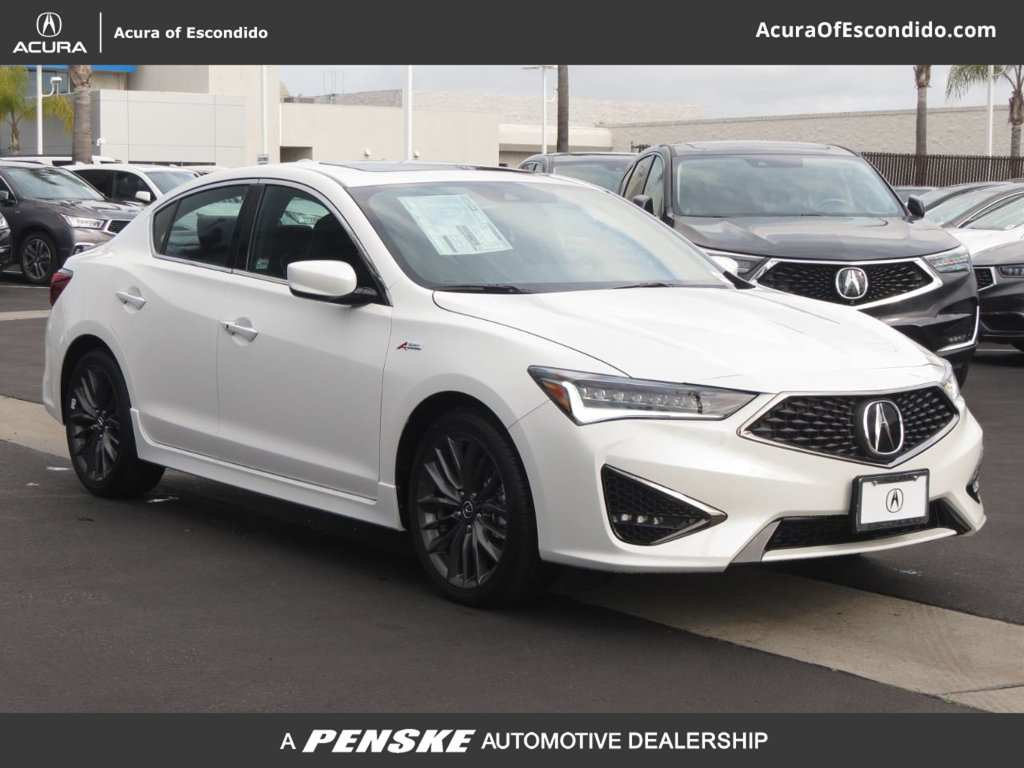 66 Best 2019 Acura ILX Redesign And Concept